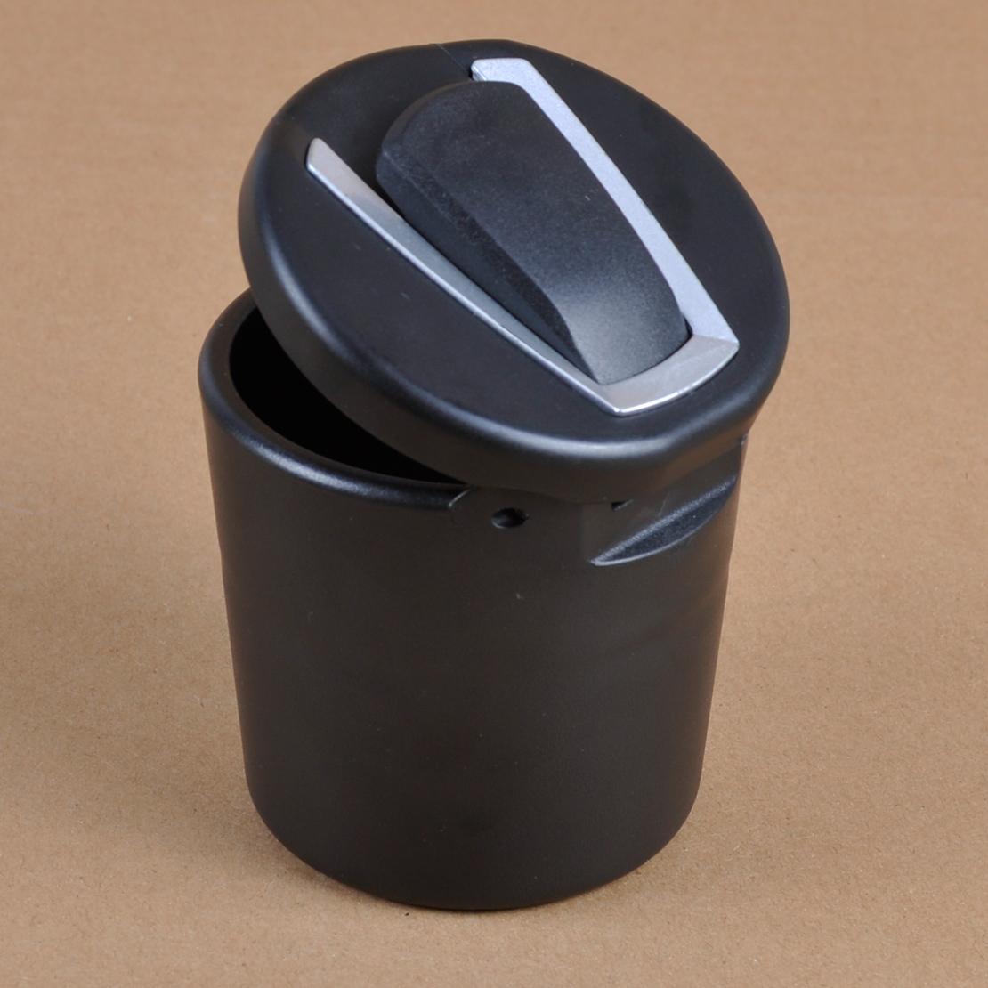 car interior led ashtray trash cans for bmw 1 3 5 7series e70 e71 e90 e92 e93 x1 ebay. Black Bedroom Furniture Sets. Home Design Ideas