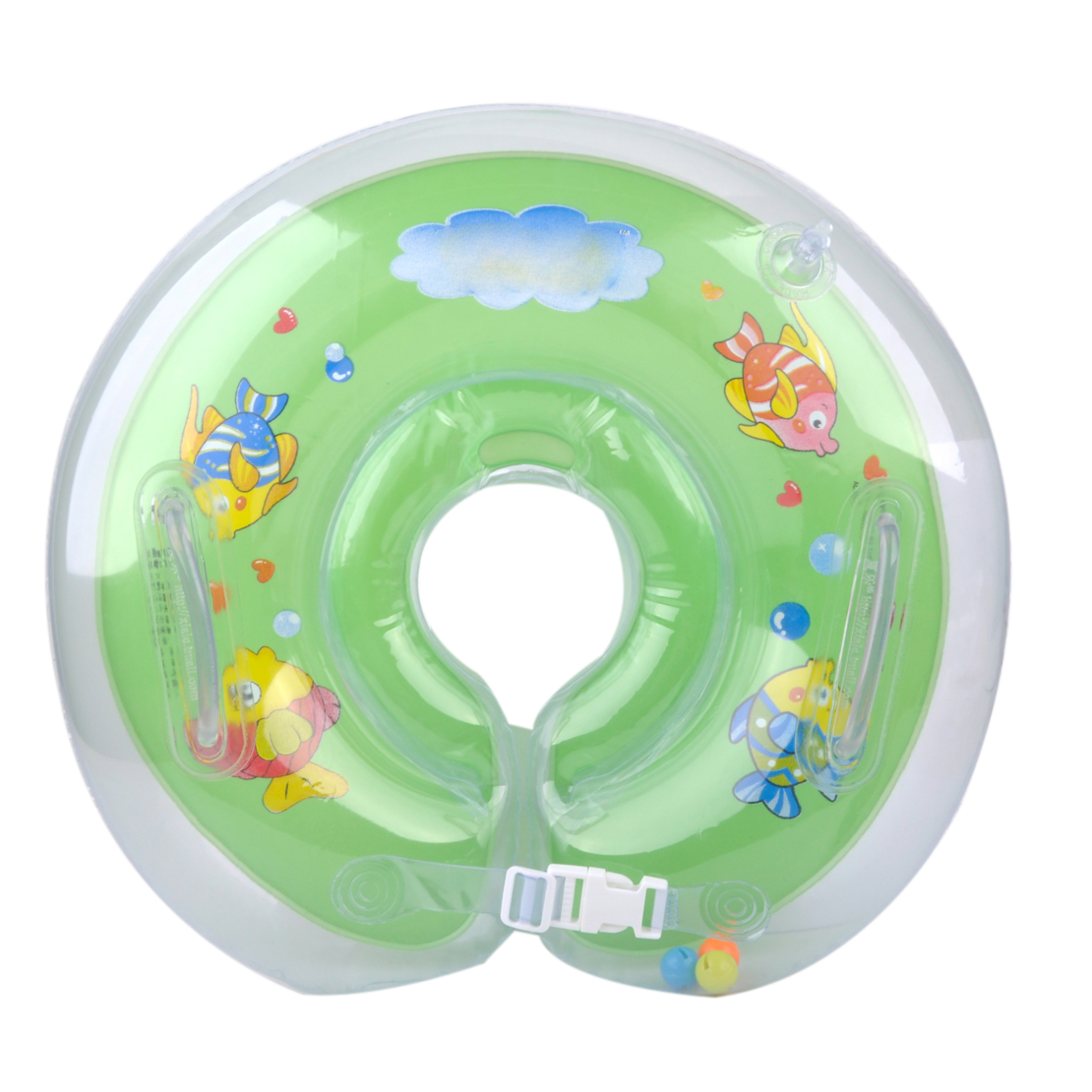 Inflatable-Infant-Baby-Swimming-Neck-Circle-Baby-Float-Ring-Bath-Tube-Safety