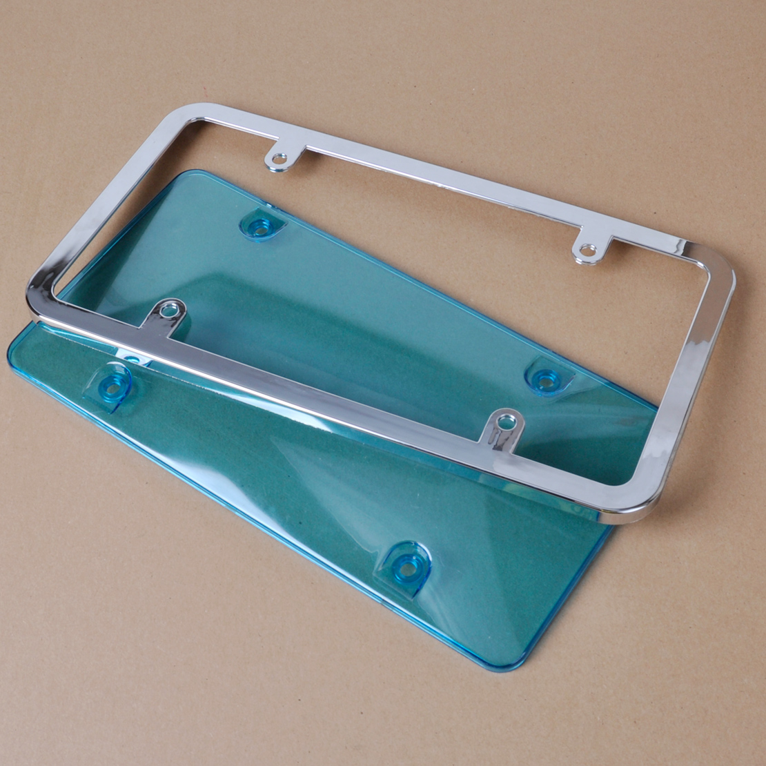 Picture Frame For License Plate