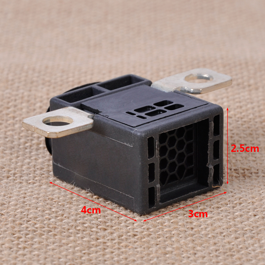 4f0915519 battery fuse overload protection trip for vw touareg audi a4 tt skoda ebay. Black Bedroom Furniture Sets. Home Design Ideas