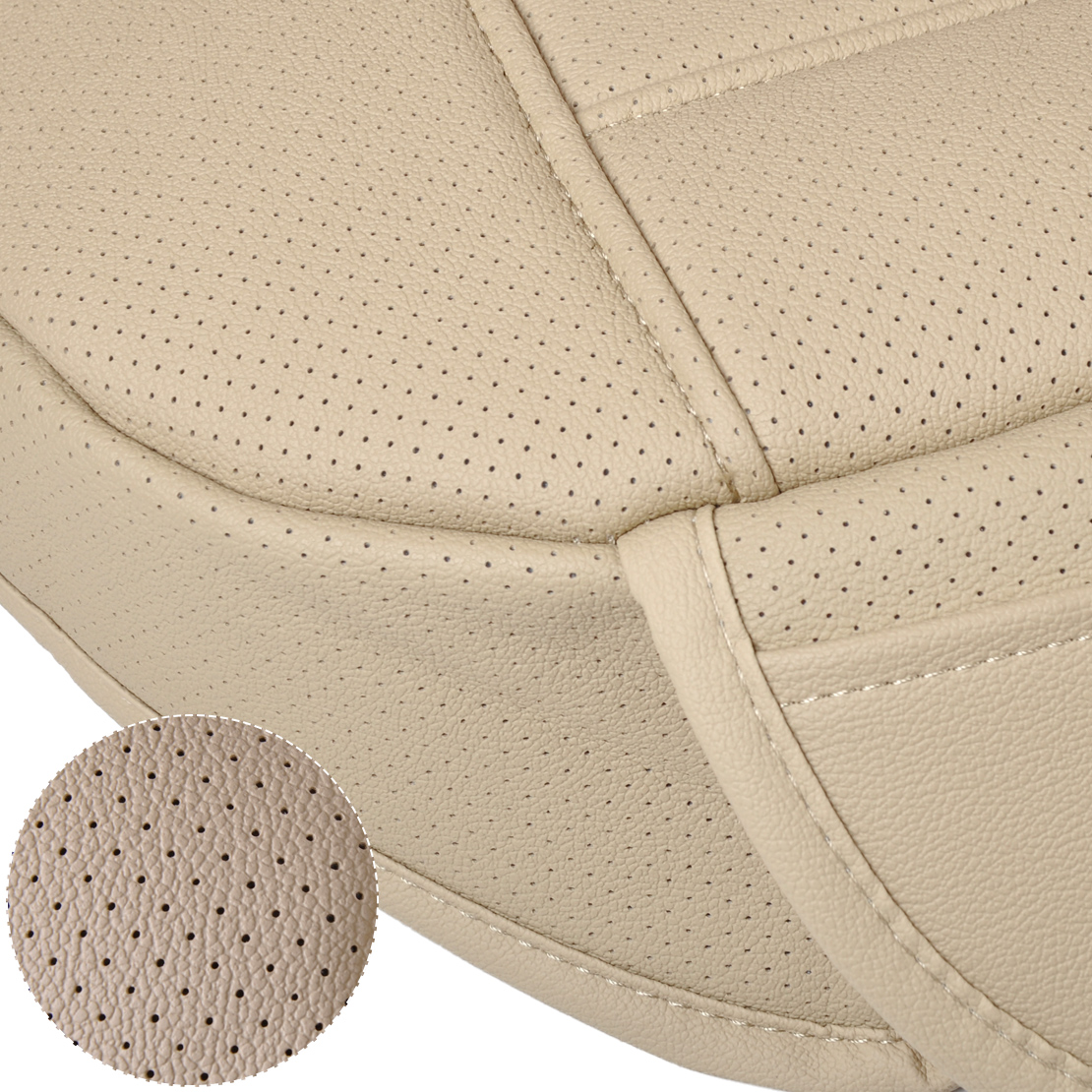 Universal Black Car Front Seat Cover Breathable PU leather Seat pad ... Vw Beetle 2014 Interior