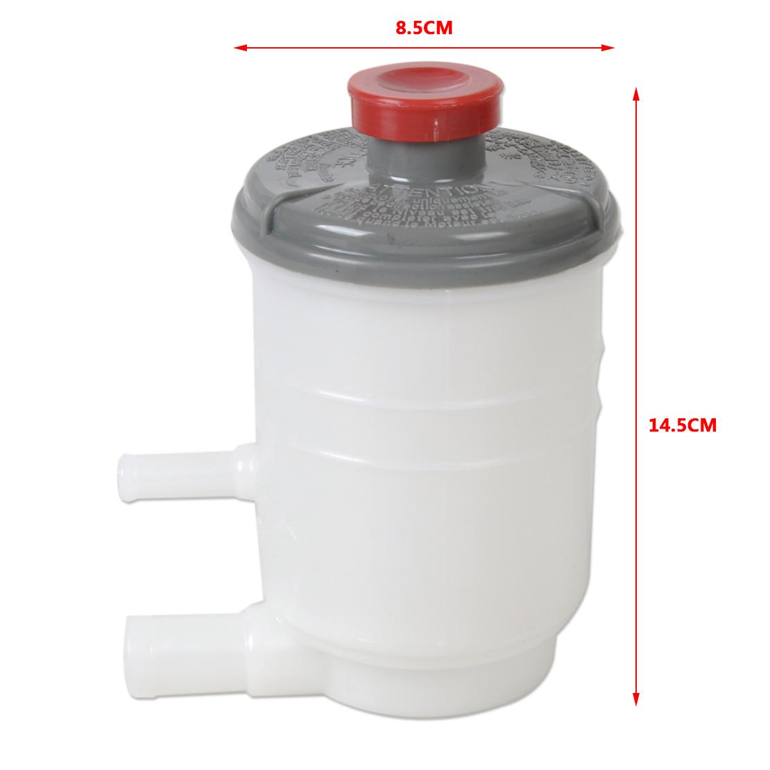 Power Steering Pump Fluid Reservoir Tank Bottle For Accord