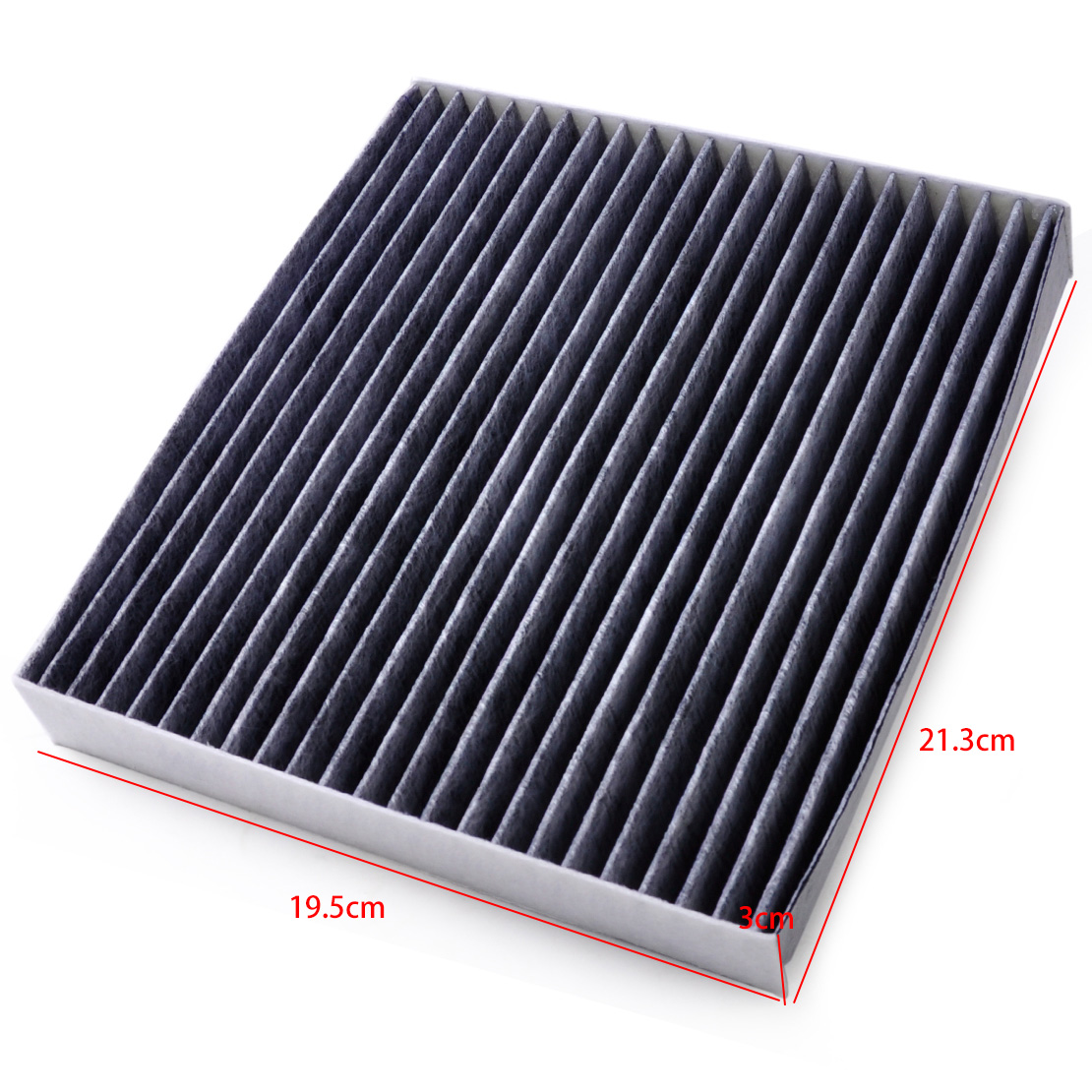 cabin air filter fits toyota camry rav4 4runner prius yaris scion 87139 50060 ebay. Black Bedroom Furniture Sets. Home Design Ideas