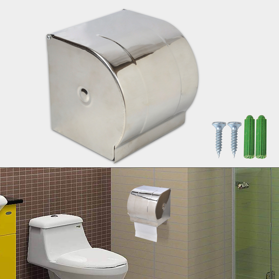 Amazing So The YAMAZAKI Bathroom Toilet Paper Holder Is Designed To Help Discreetly Hold The Essential Stuff Nearby Capable Of Holding Up To 12 Rolls Of Toilet Paper At Once, The YAMAZAKI Toilet Paper Stocker Enables A Fresh Roll Of Paper To