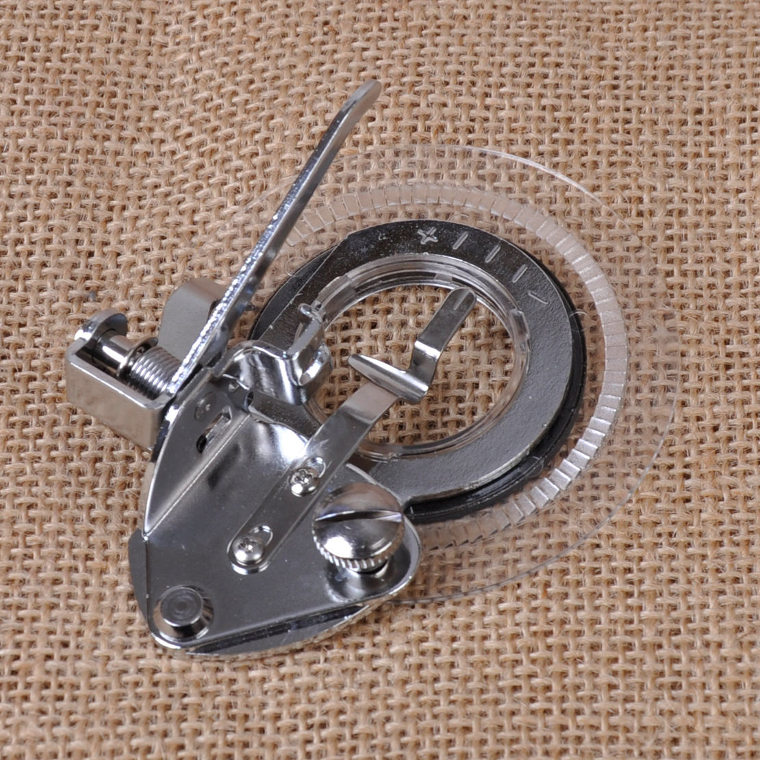circle sewing machine foot