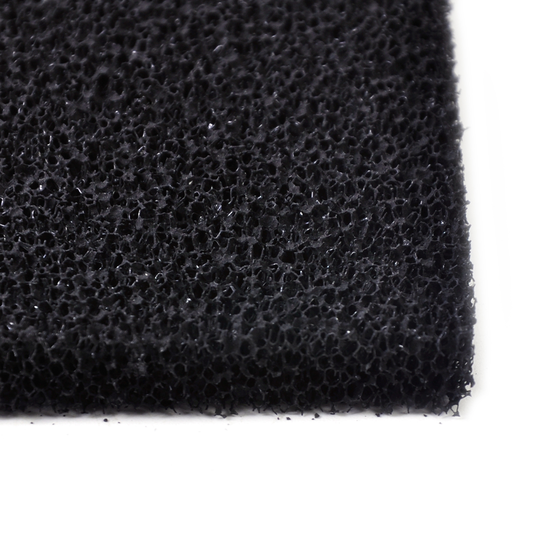 ACTIVATED CARBON FOAM FILTER SHEET Various Sizes and Apps ... |Graphite Foam