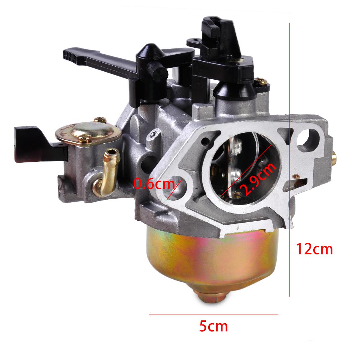 adjustable carburetor carb gaskets 16100 zf6 v01 fit for honda gx390 13hp engine ebay. Black Bedroom Furniture Sets. Home Design Ideas