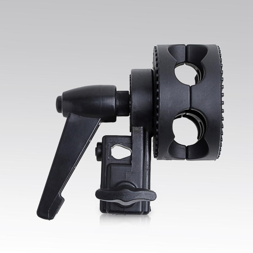 Photo Studio Light Panel Reflector Arm Holder With Grip