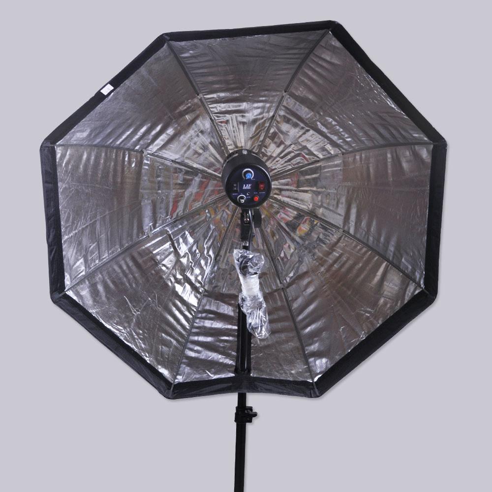 Octagon Umbrella Speedlite Softbox: 80cm Octagonal Flash Umbrella Softbox Reflector Speedlite