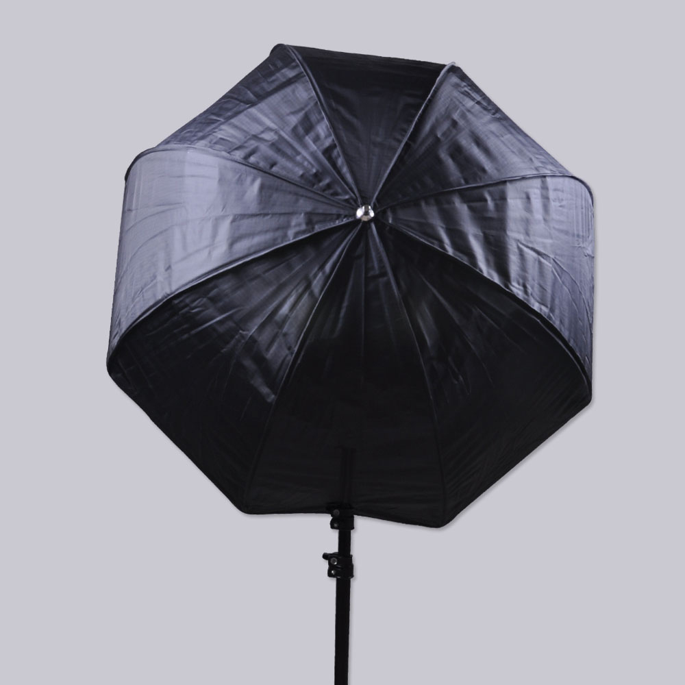 Reflective Umbrella Softbox: 80cm Octagonal Flash Umbrella Softbox Reflector Speedlite