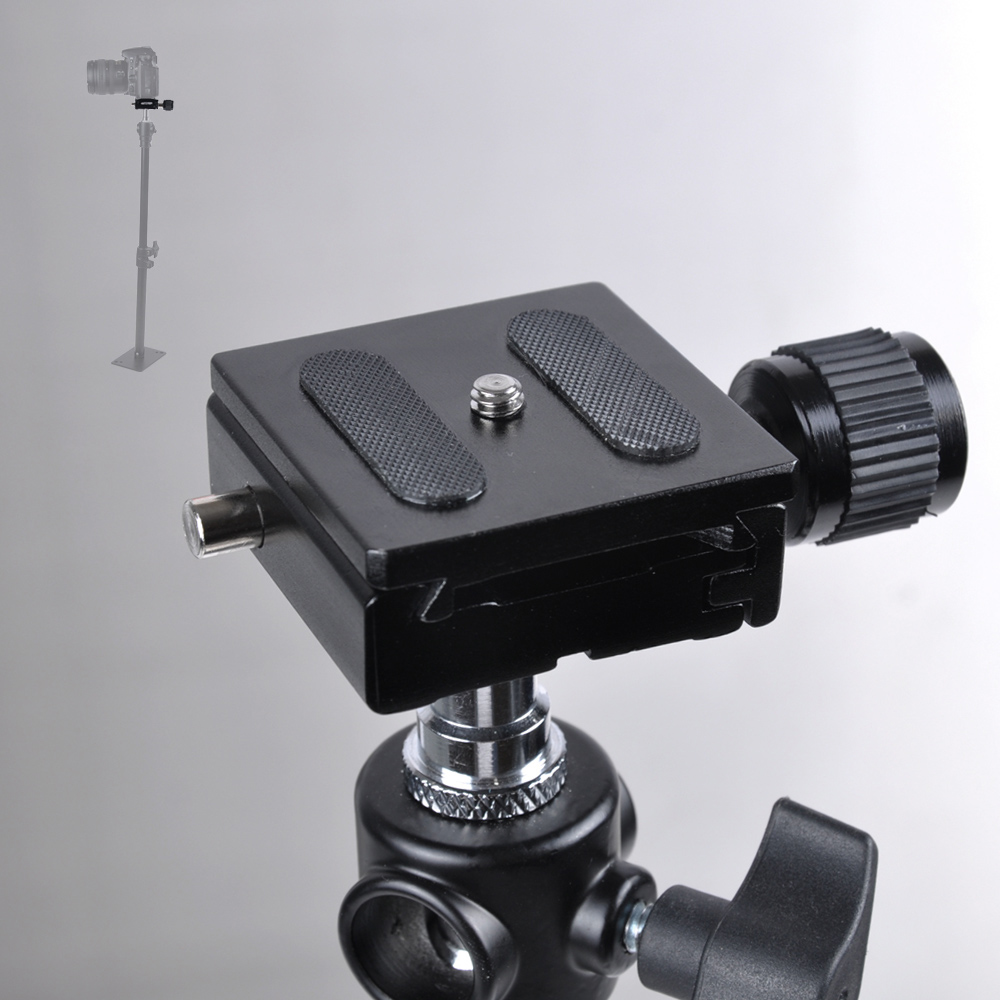 Hotsale camera qr quick release plate and clamp for ball