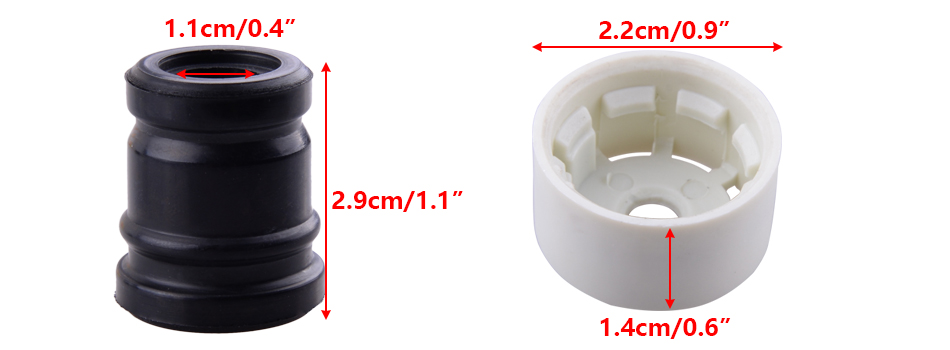 3tlg Puffer Stopfen Vibrationsdämpfer für Stihl 017 018 021 23 025 029 039 MS230