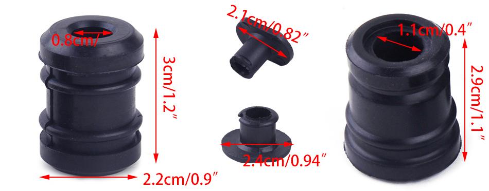 Gummipuffer annular buffer für Stihl 025 MS250 MS 250