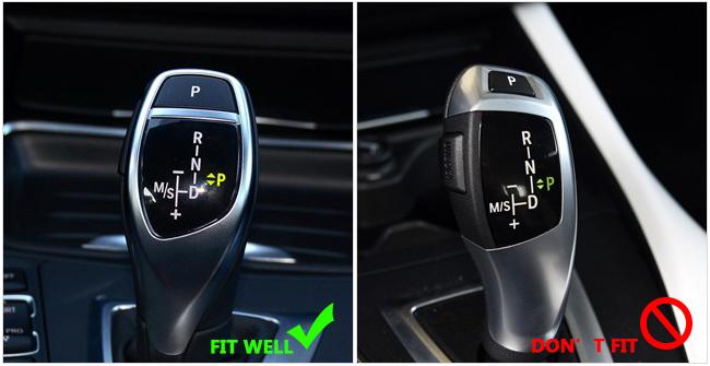 New Gear Sticker Shift Knob Panel For Bmw M X1 X3 X5 X6