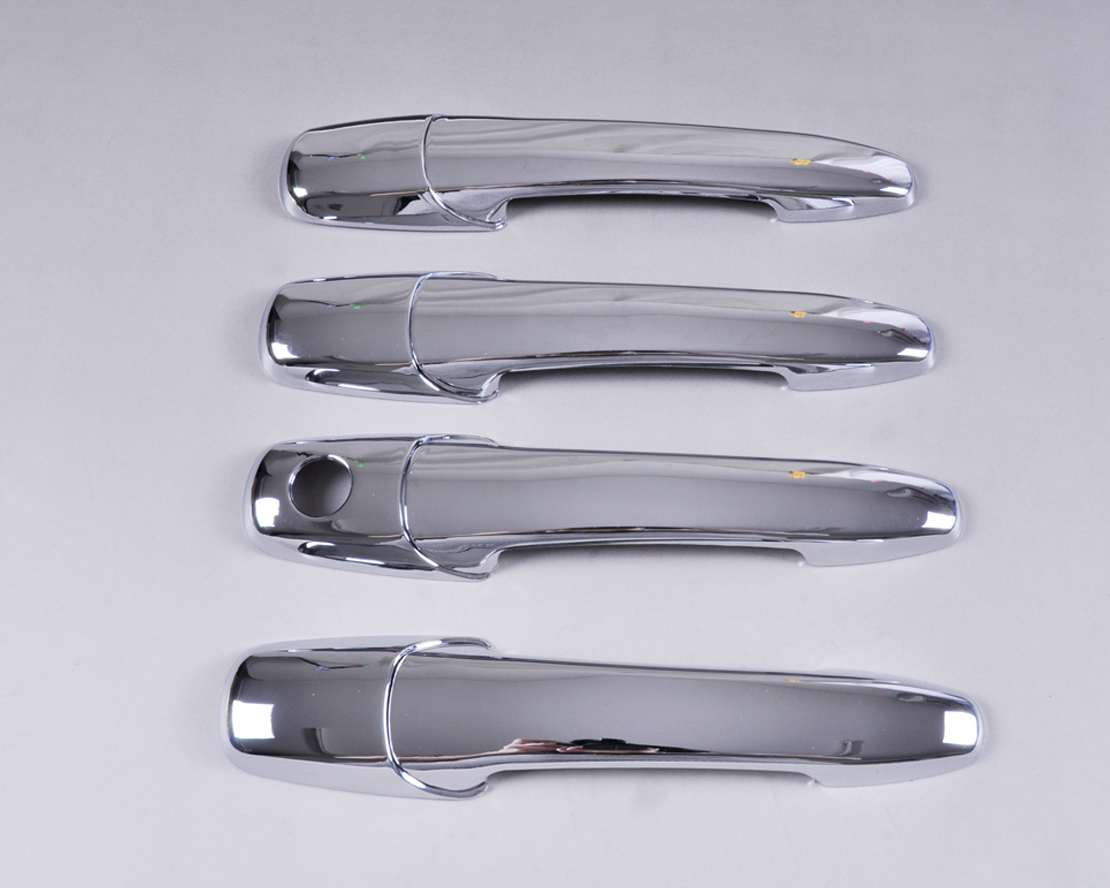 Chrome door handle cover trim for mazda 6 2003 2008 mazda 3 2004 2009 702142548807 ebay for 2010 mazda 3 interior door handle