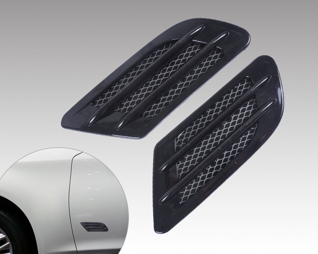 #5D5E6E Car Side Air Vent Fender Cover Intake Duct Flow Grille  Most Effective 2415 Duct Covers Vents pictures with 1110x888 px on helpvideos.info - Air Conditioners, Air Coolers and more