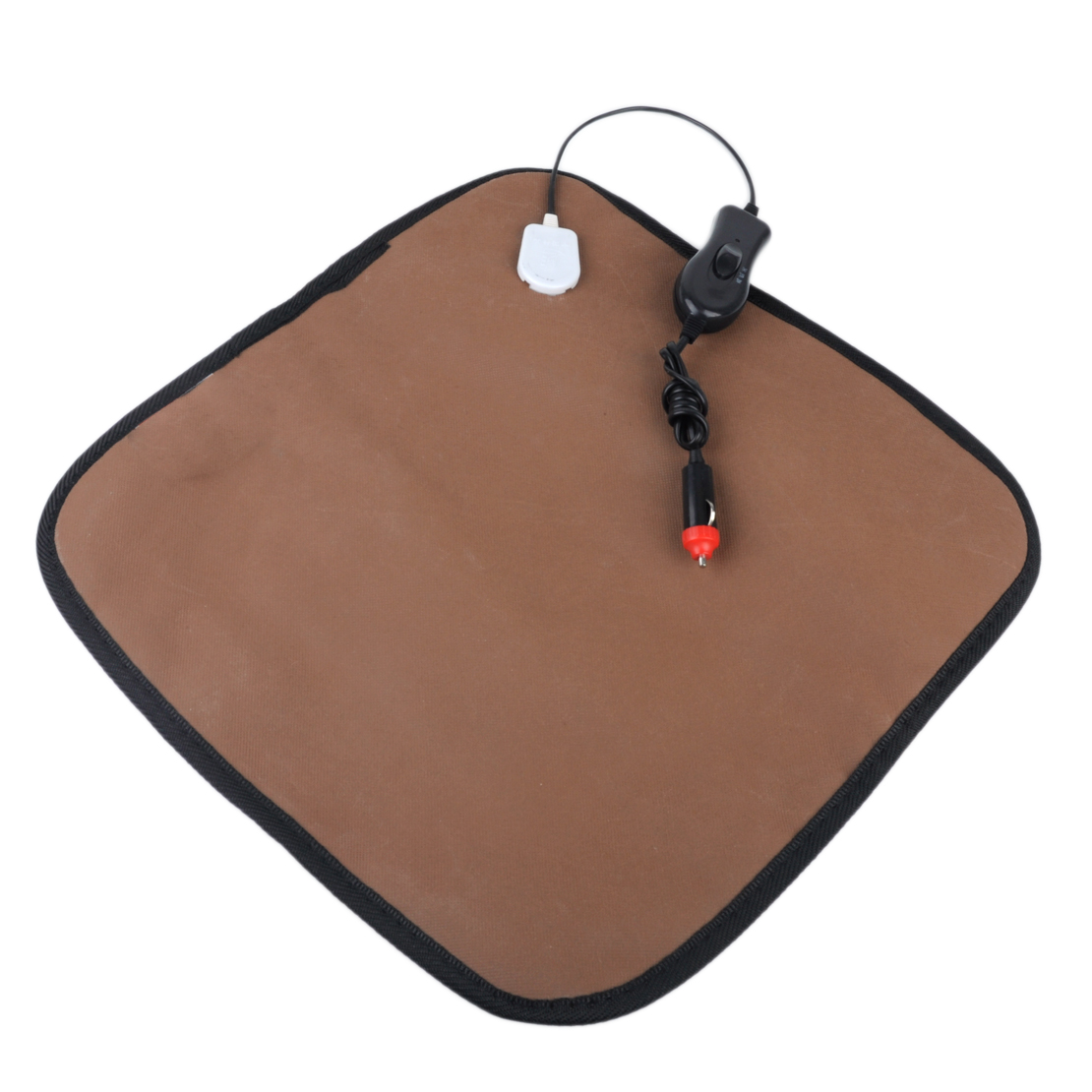 Car Heated Seat Cushion Hot Cover Auto 12V Heat Heater