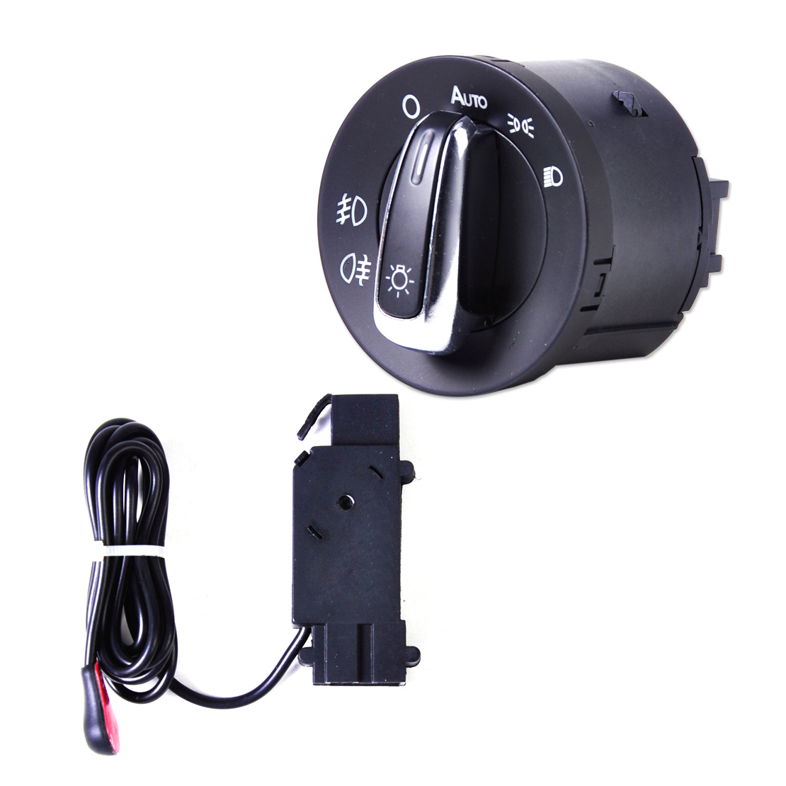 Auto Headlight Sensor & Switch For VW Golf Jetta MK5 MK6