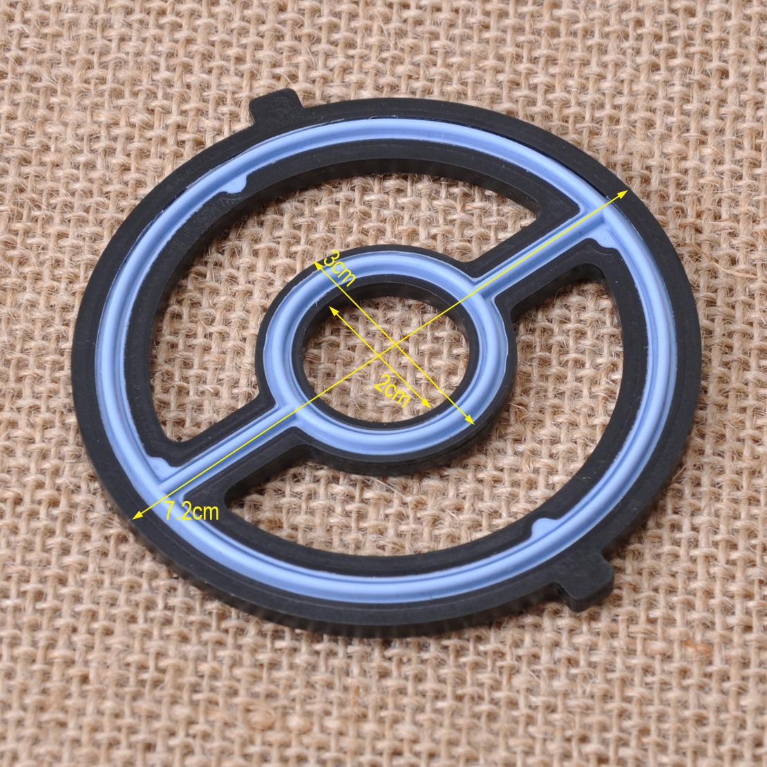 Engine Oil Cooler Seal Gasket For Mazda Engine 3 5 6 Cx 7: Oil Cooler Seal Gasket Fit Mazda 3/5, SPEED 6 CX7 2.0L 2
