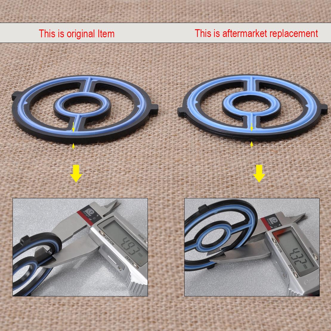 Engine Oil Cooler Seal Gasket For Mazda Engine 3 5 6 Cx 7: Oil Cooler Gasket Seal For Mazda 3 Speed3 6 Speed6 CX-7 2
