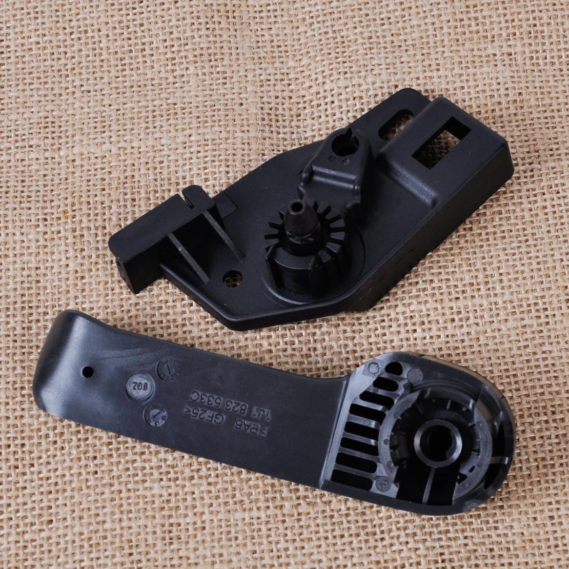 For Vw Jetta Golf Beetle Hood Latch Release Handle Bracket 1j1823633a 1j1823533c Ebay