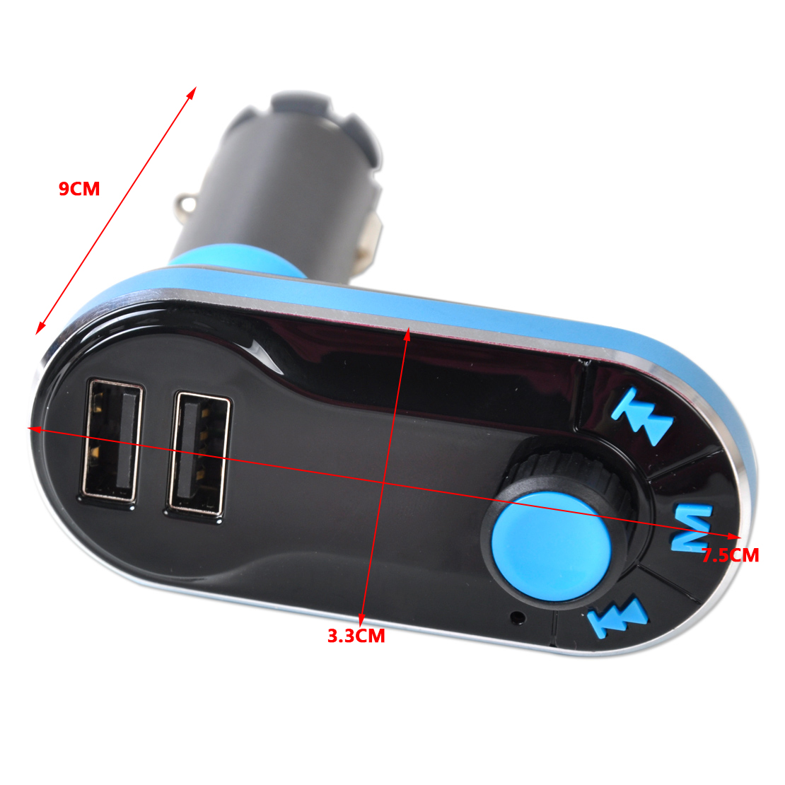 hot sale car wireless handsfree fm transmitter modulator. Black Bedroom Furniture Sets. Home Design Ideas