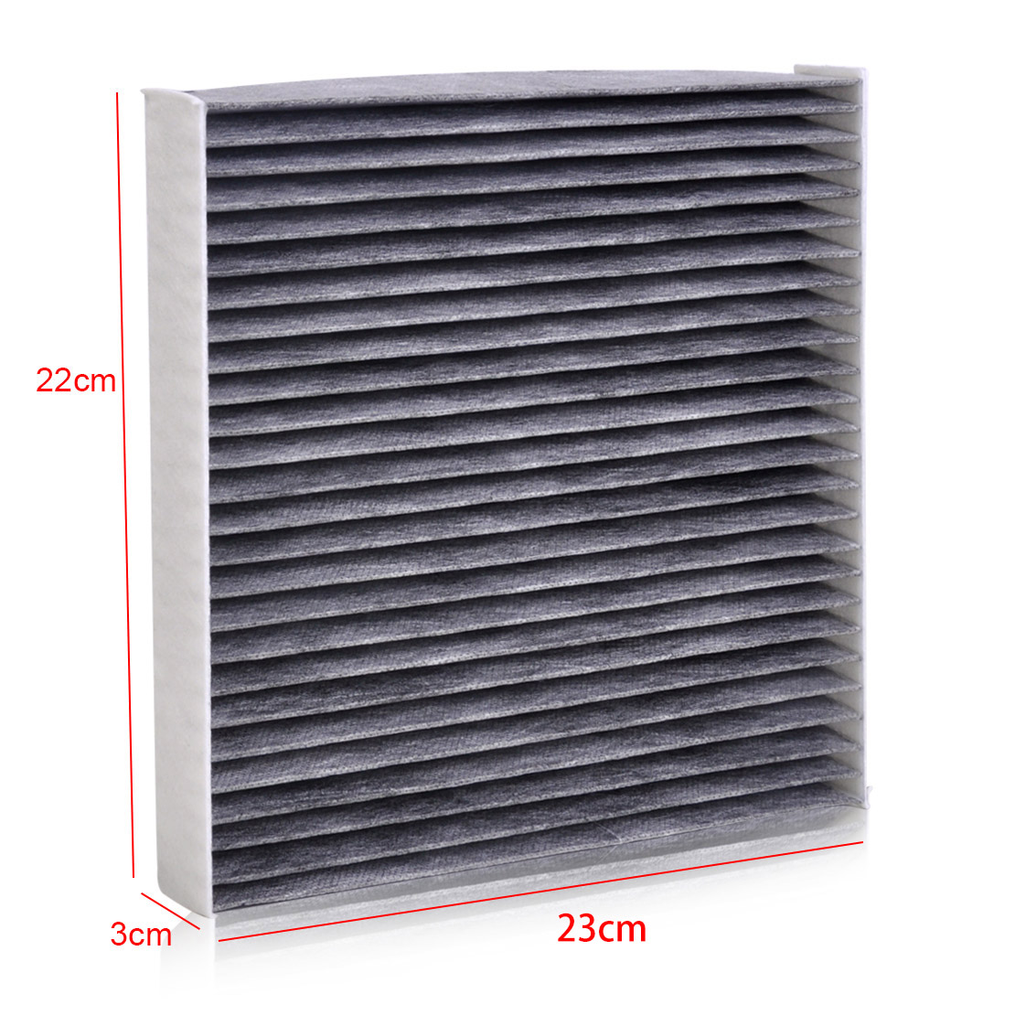 on 2013 honda civic cabin air filter location