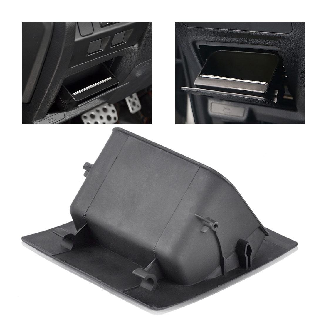 Interior Fuse Cover Storage Tray Container Holder Fit