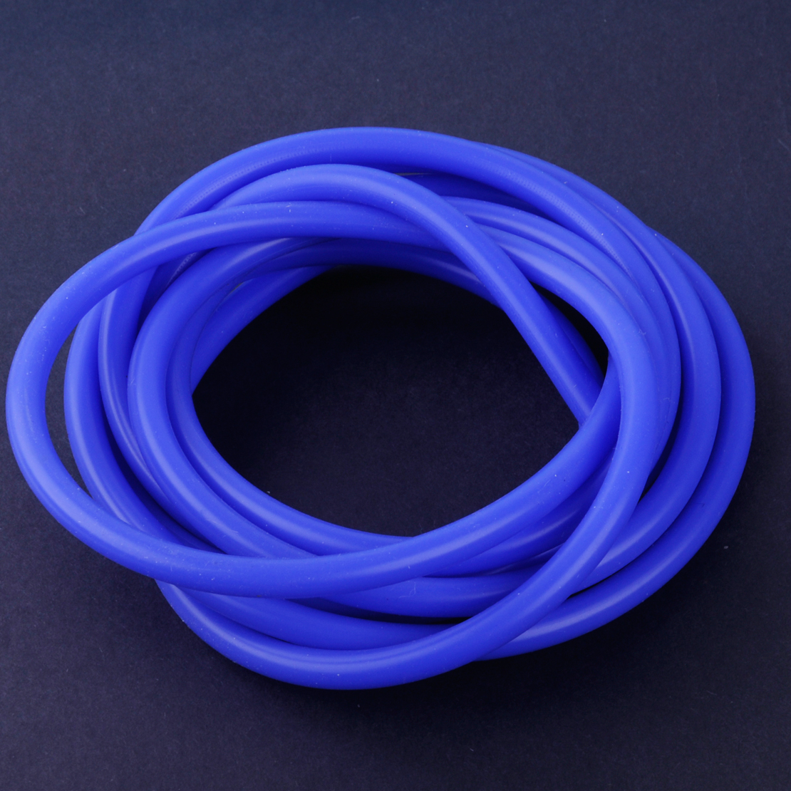 3 Meters Blue Silicone Hose For High Temp Vacuum Engine Bay Dress Up 12Mm for Volkswagen Passat