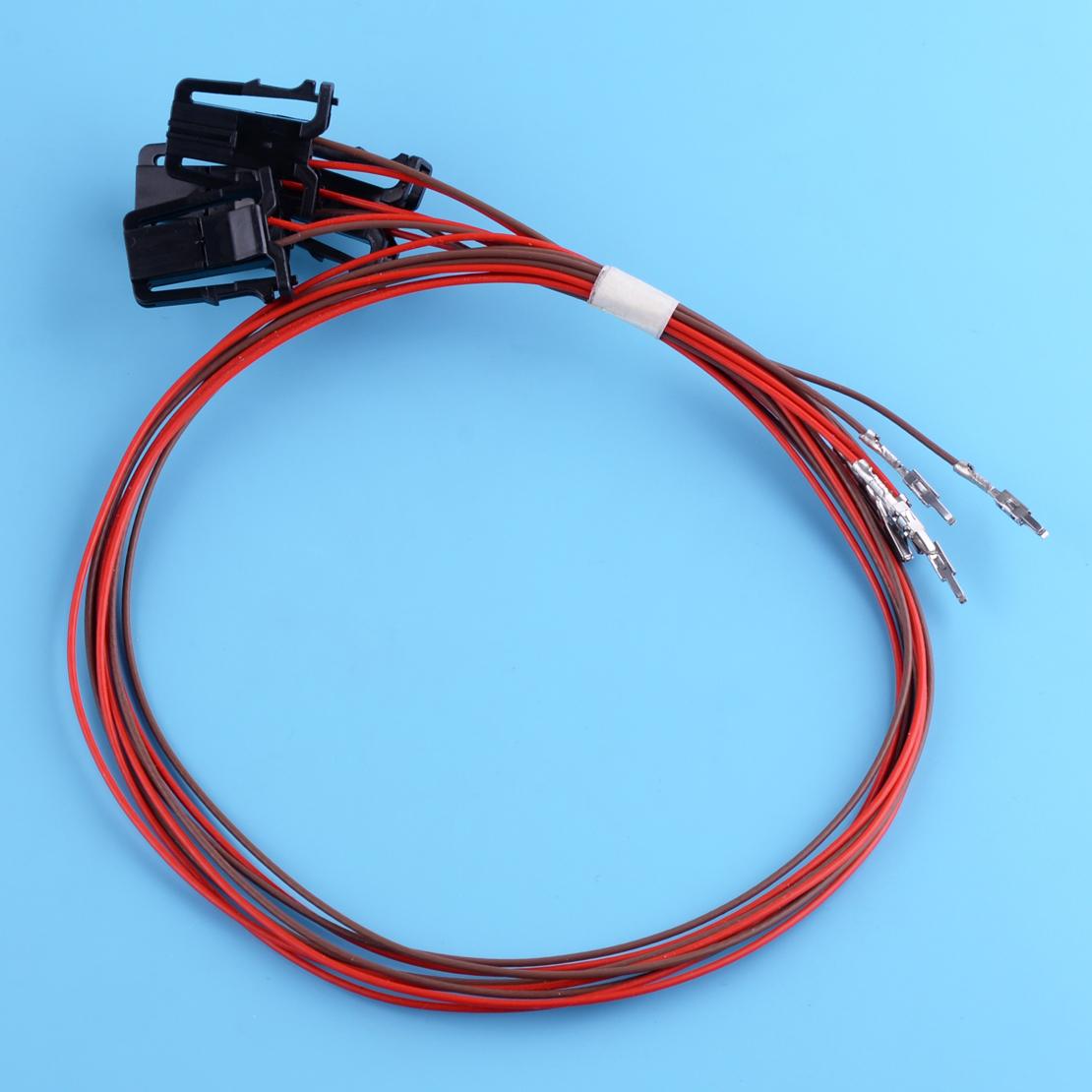 4Pcs Door Light Harness Cable 3AD947411 for VW Passat B6 7 CC Tiguan ...