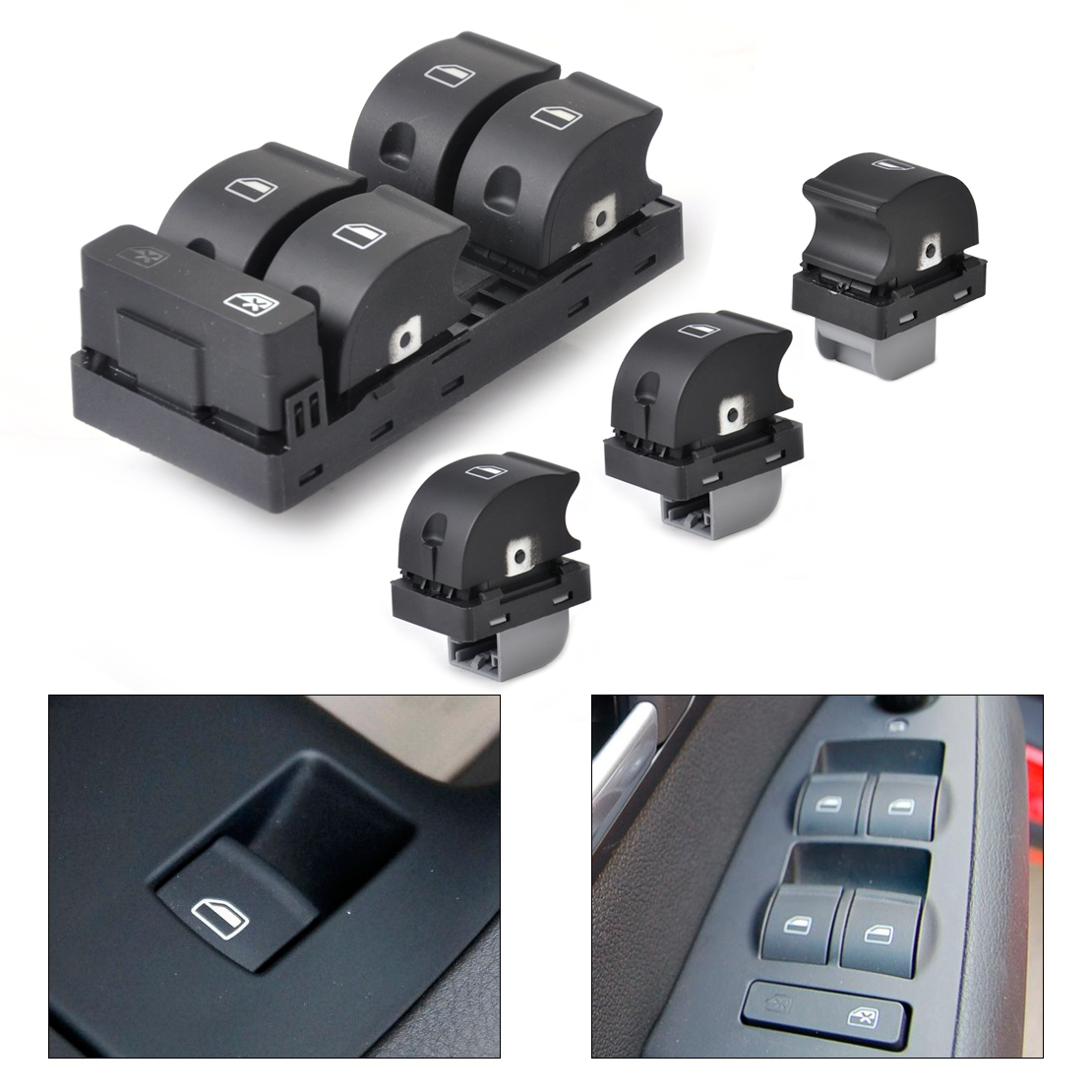 NEW Master Window Switch Passenger/Driver Side For 2002