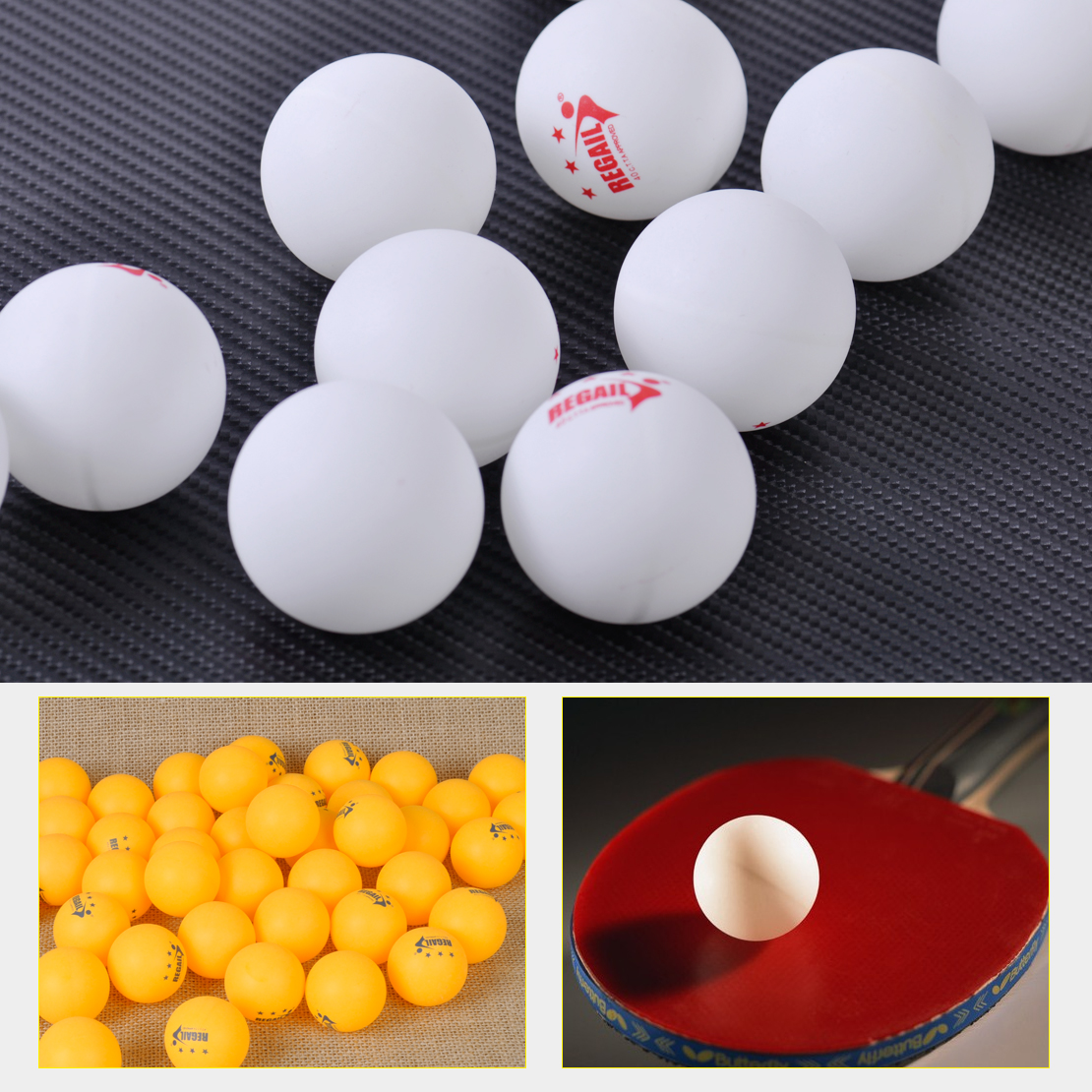 100 stk tischtennis pingpong table tennis ball for 100 table tennis balls