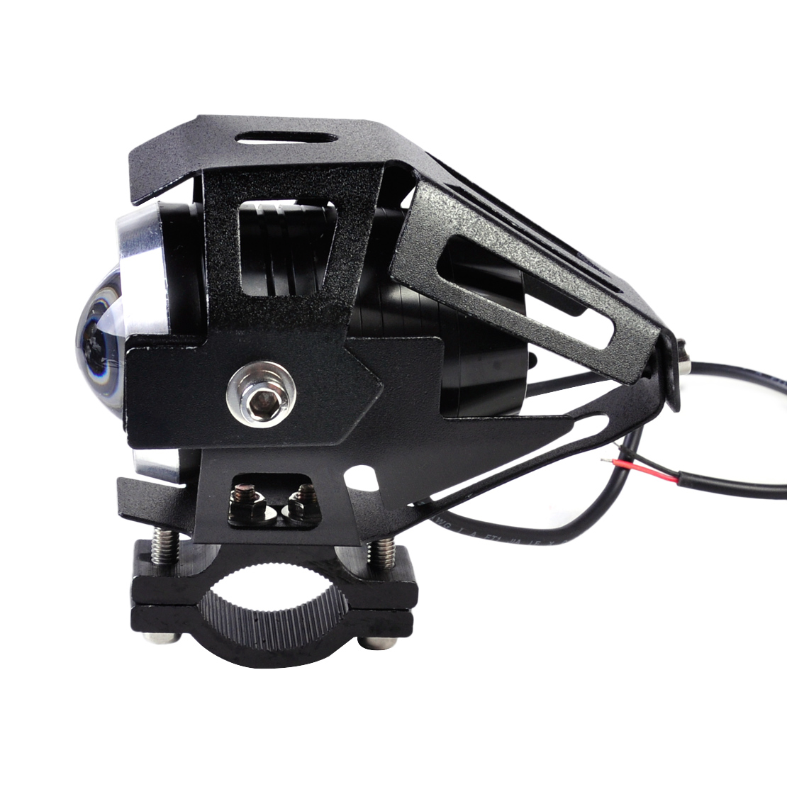 Led Spotlight Headlamp: 2pcs Black U5 Driving Headlight LED Spotlight Fog Light