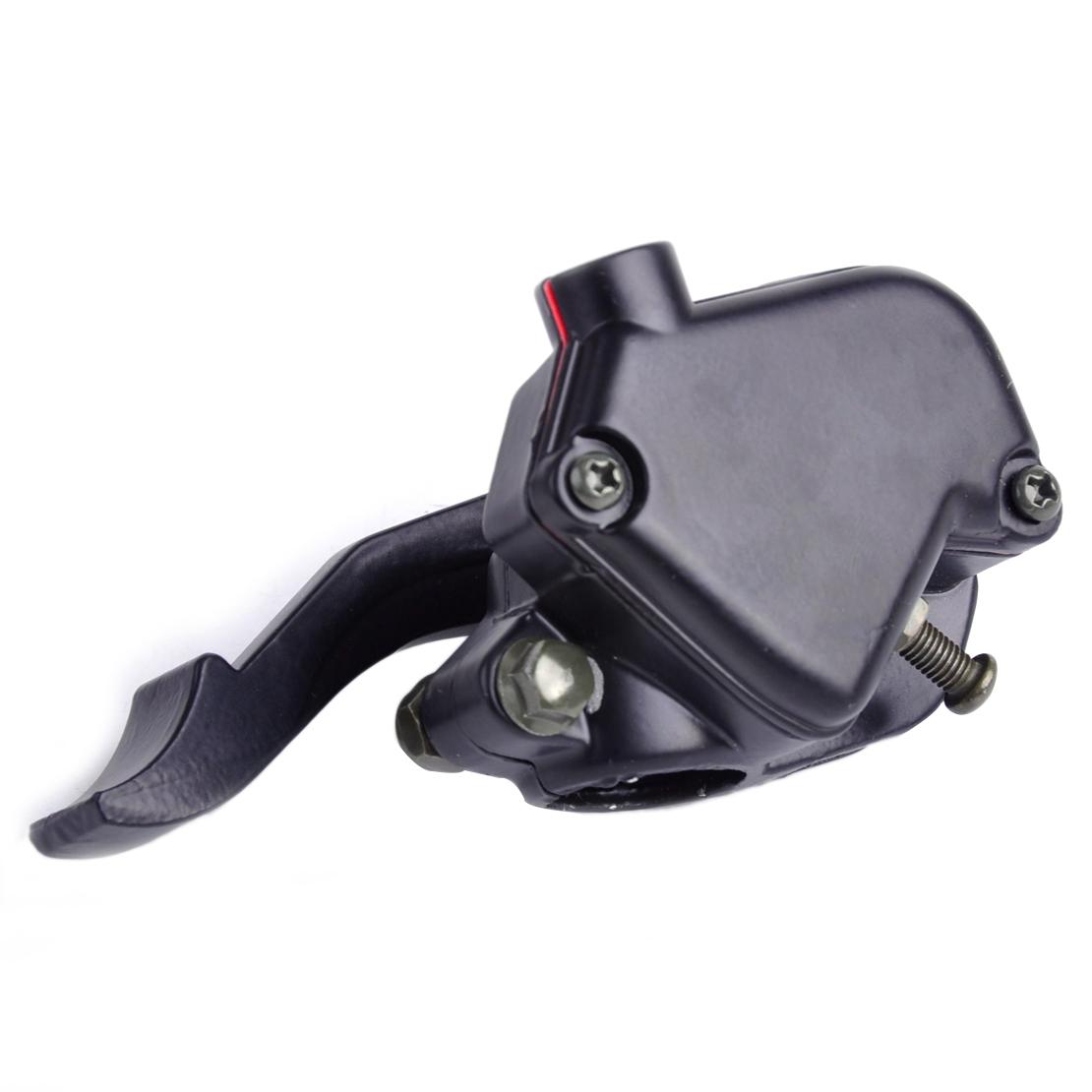 Atv Throttle Lever : Thumb accelerator brake lever throttle cable fit for atv