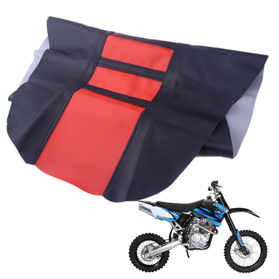 Universalgreifer Soft Sitzbezug f/ür Yamaha All Bike Dirt Motorrad Blau