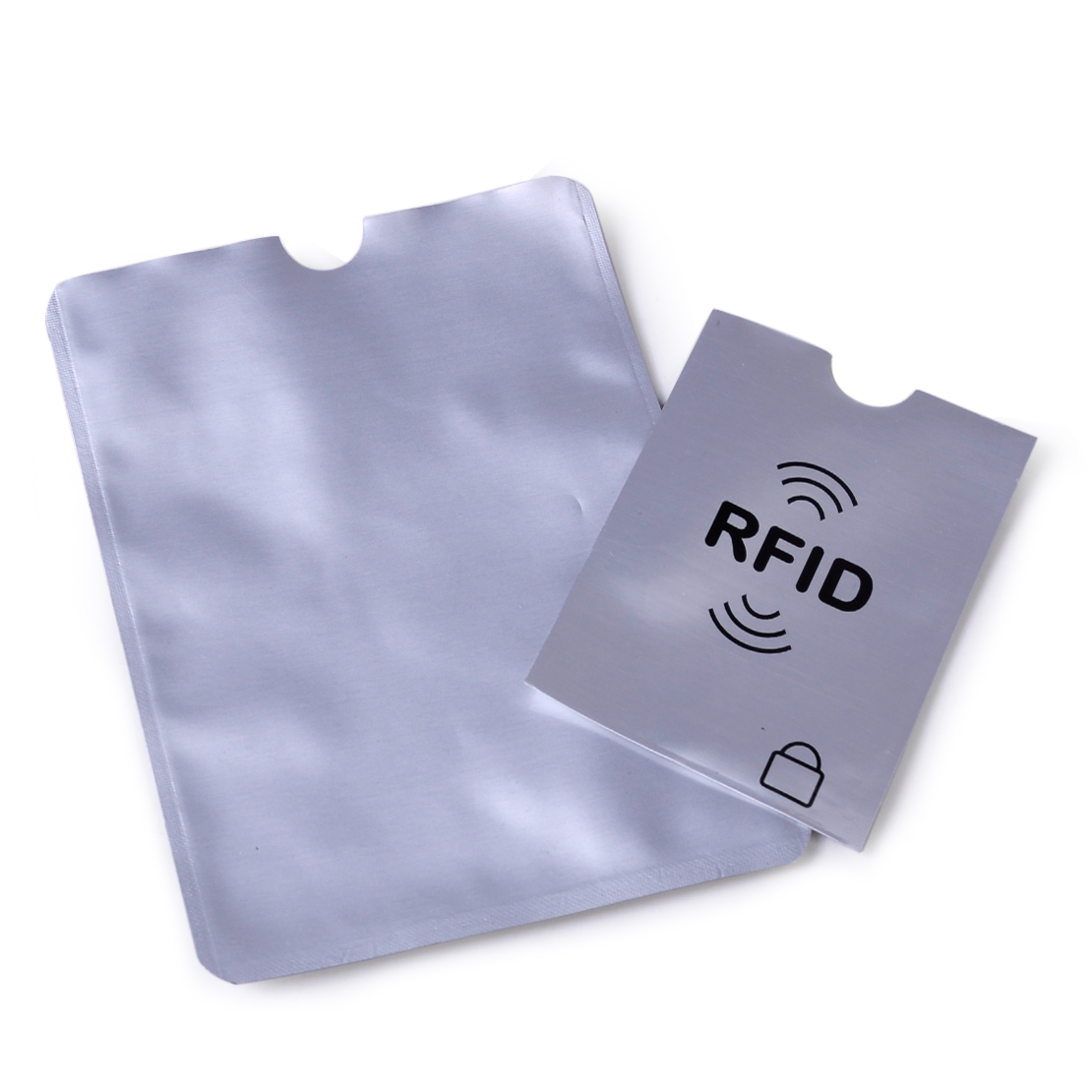 5x Passport & 20x RFID Blocking ID Credit Card Protector