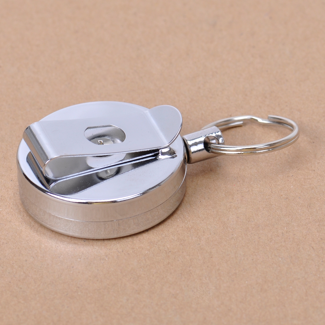 how to fix retractable key holder