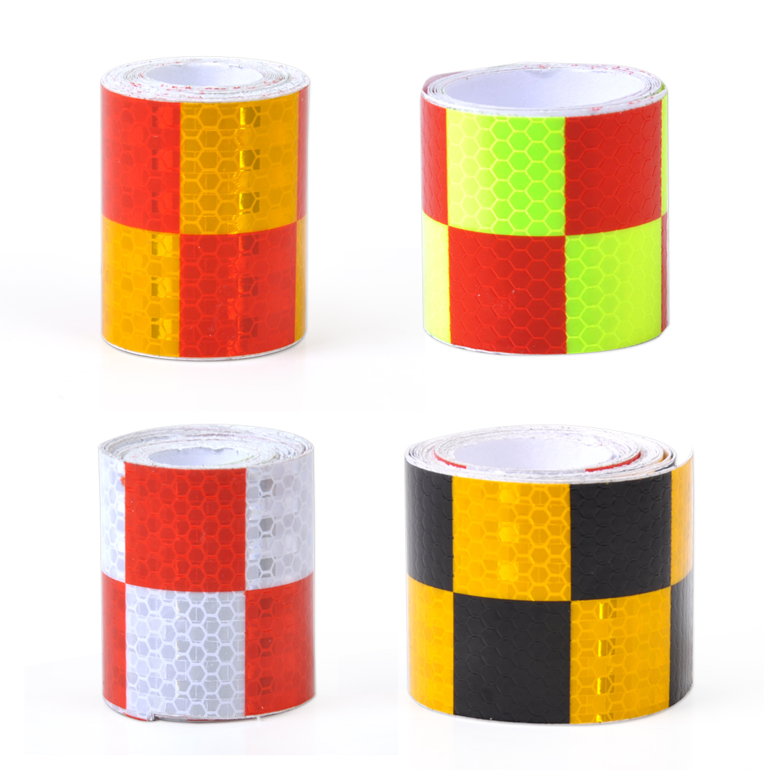 2 Quot X118 Quot Chequer Reflective Safety Warning Conspicuity Tape
