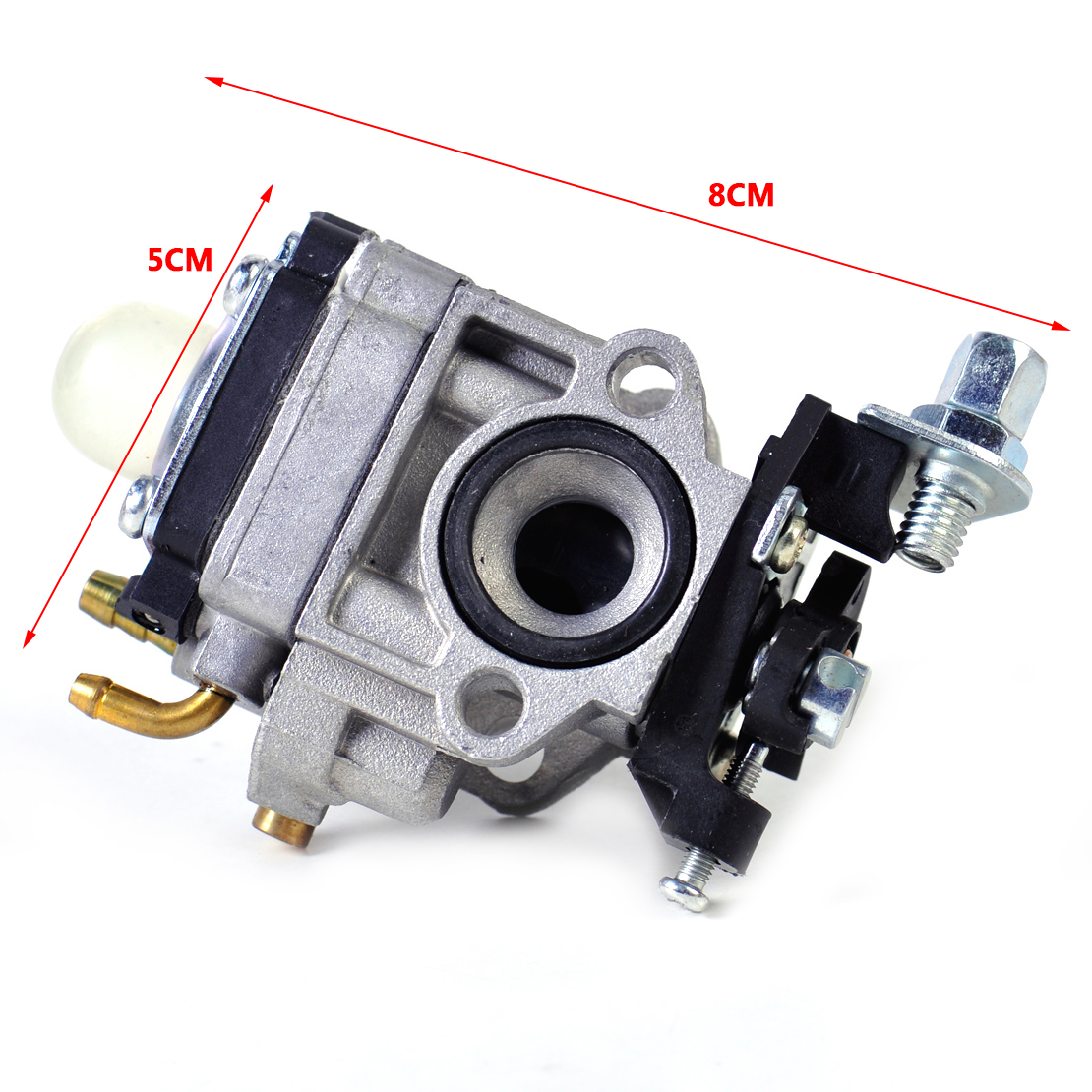 Carburetor Carb Motor Parts For S33Q8 Gas Eskimo Stingray Power Ice Auger