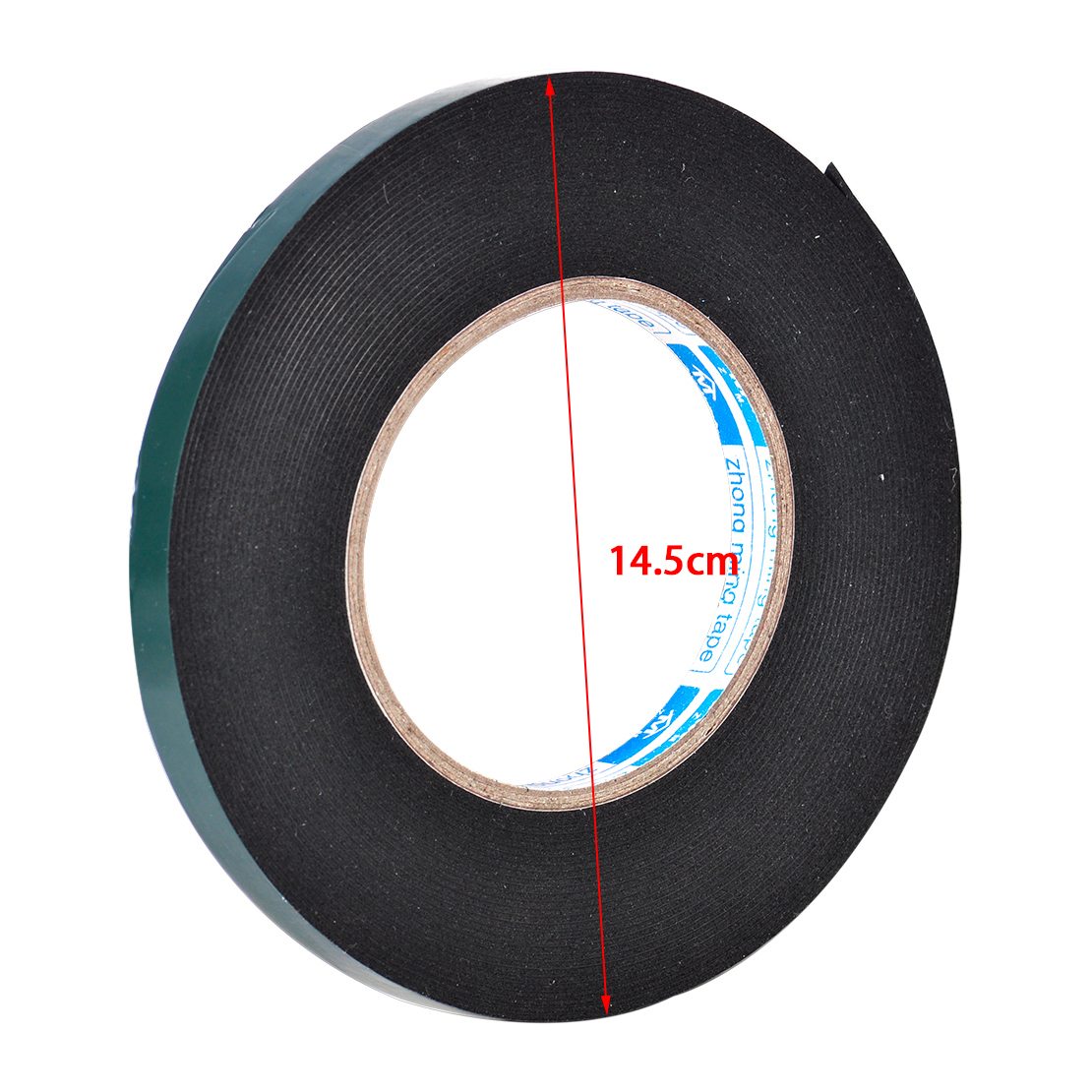 5m X 12mm Double Sided Car Trim Moulding Amp Badge Tape