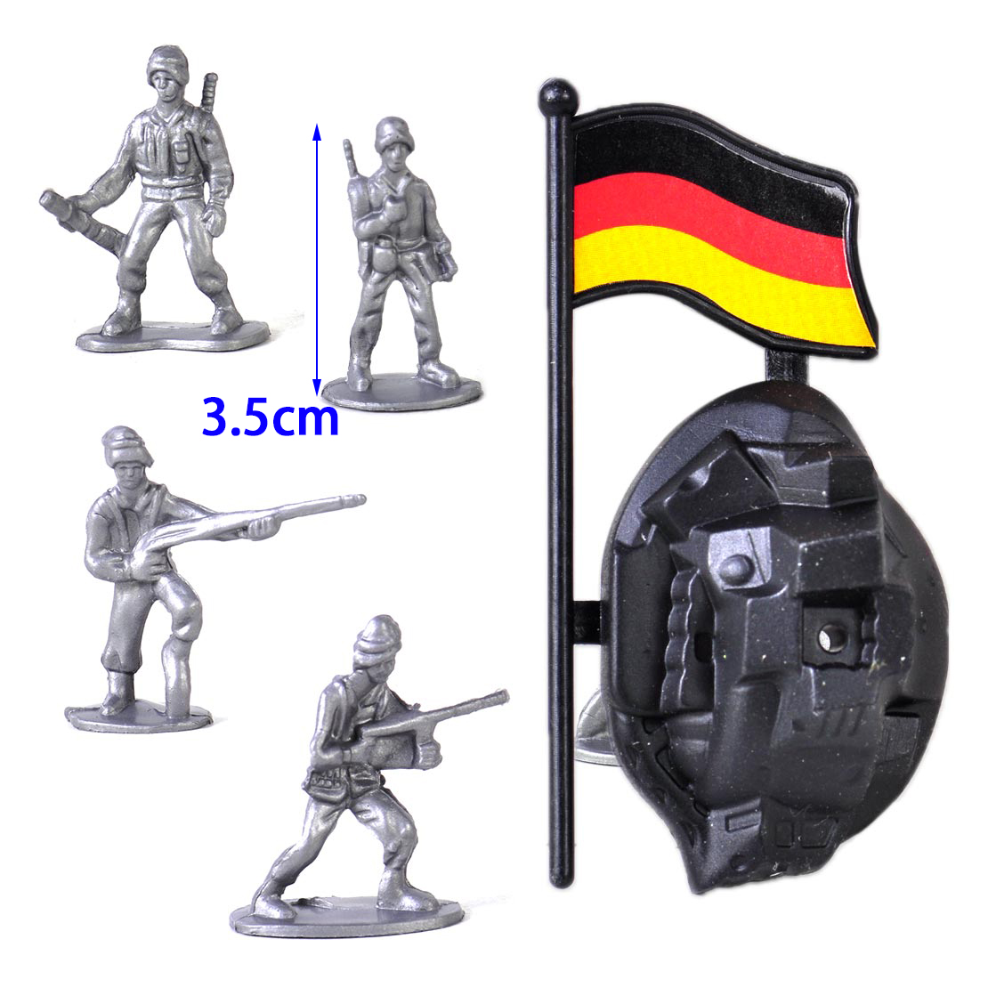 Army Toys For Boys : New pcs toy military soldiers army men figures