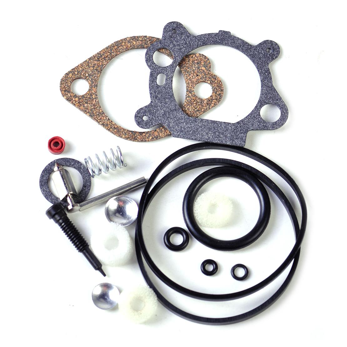 3x Vergaser Benzinpumpe Reparatursatz Membran satz für Briggs /& Stratton 393397