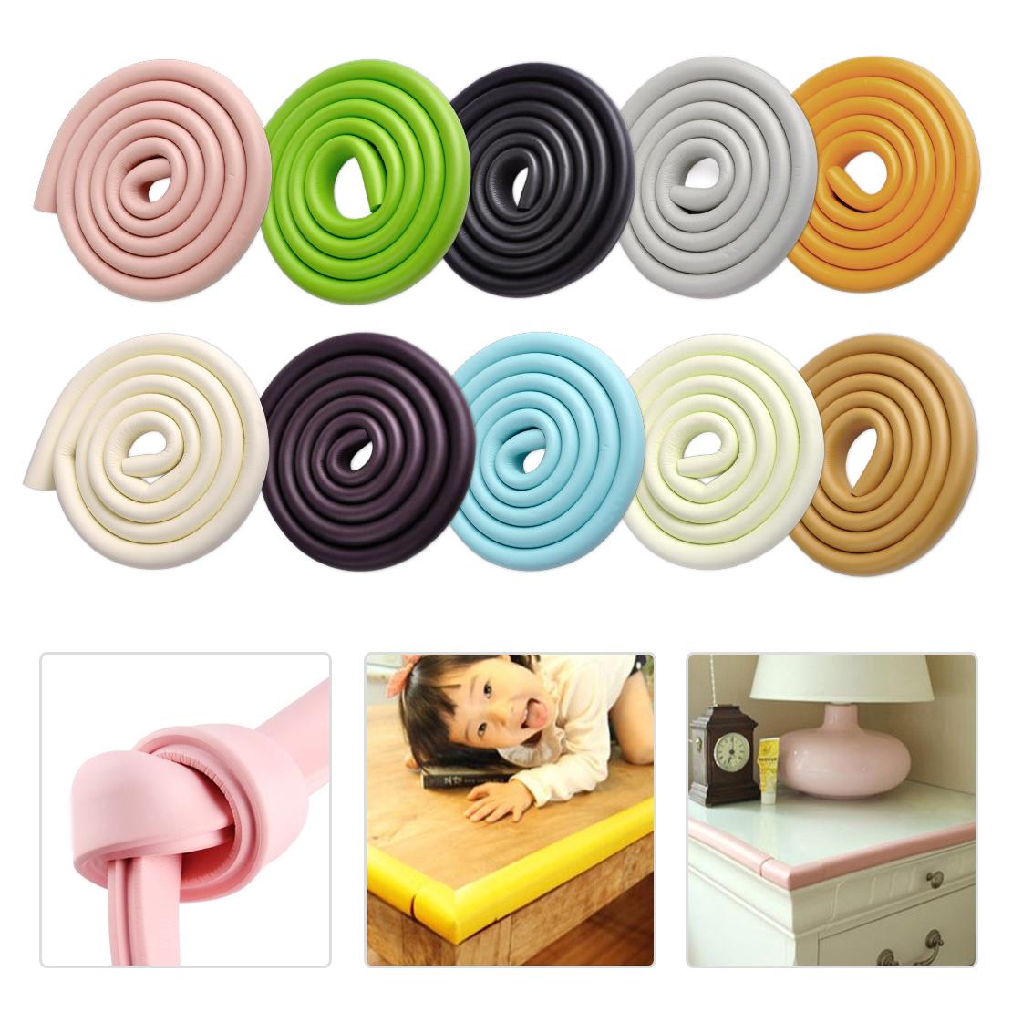 1x 2M Eckschutz Kantenschutz für Kinder Baby Tisch Schaumstoff Leiste Sicherung