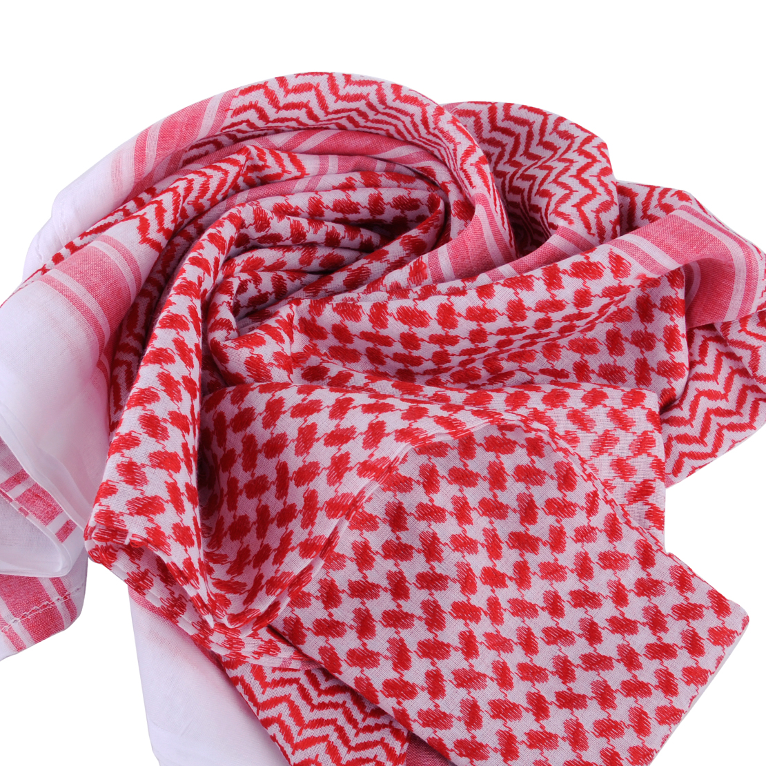 Muslim Islamic Kaffiyeh Arab Men Scarf Adultness Handsome Polyester New Headwear