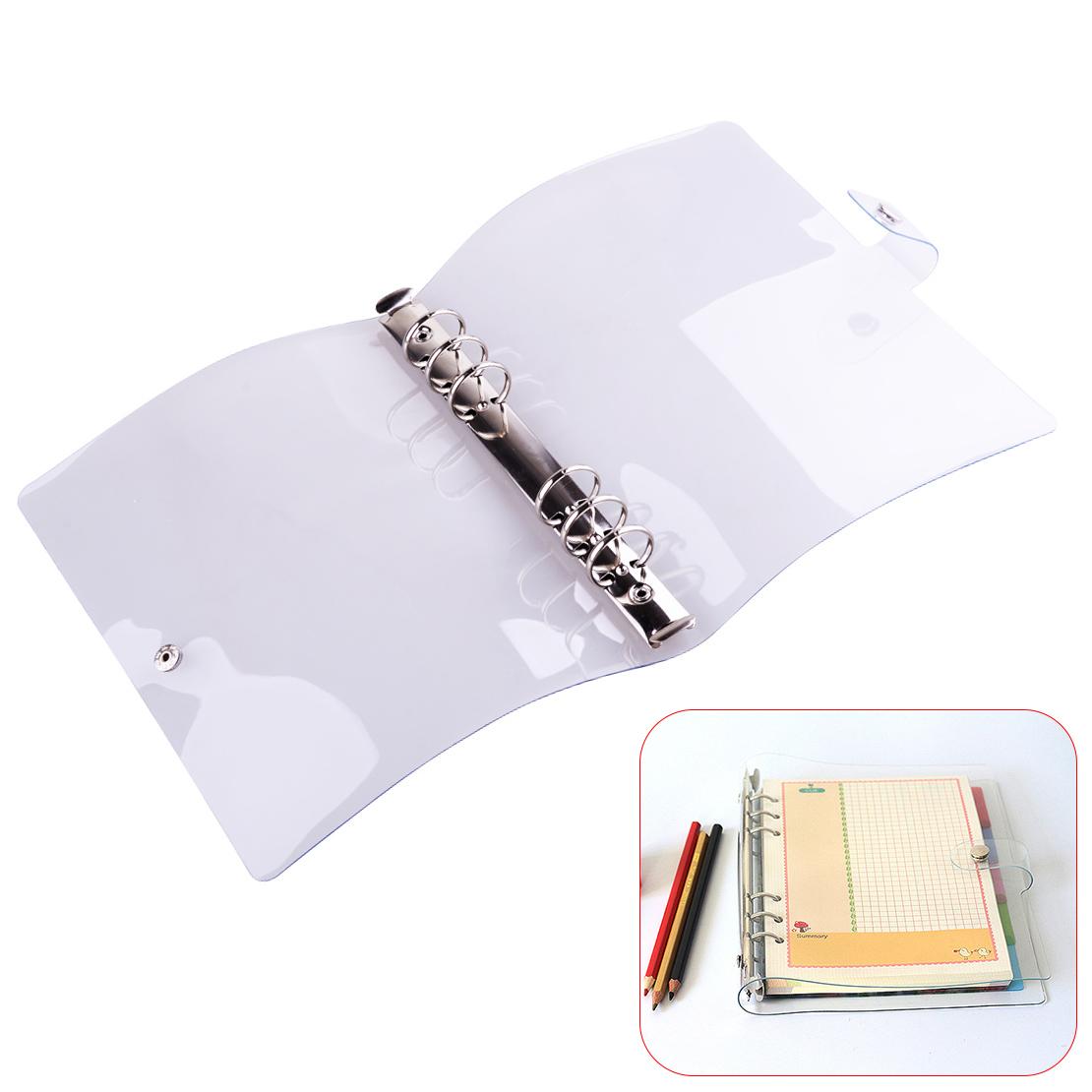 A5 Lose Blätter Ordner Ringbuch Spiral Loose Leaf Ring Binder Notizbuch Tagebuch