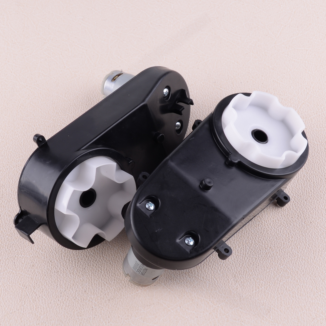 Electric Engine Motor Gearbox 16000 20000RPM Replacement for Kids Car Toy RS390