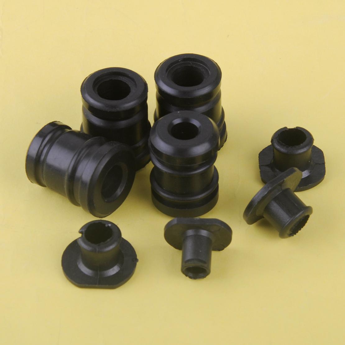 4x Vibrationsdaempfer Ringpuffer für Stihl 029 039 MS210 MS230 MS250 MS290 MS390