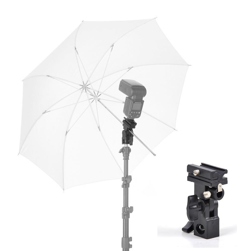 Umbrellas 2m Light Stand Flash/Umbrella Mount Bracket For